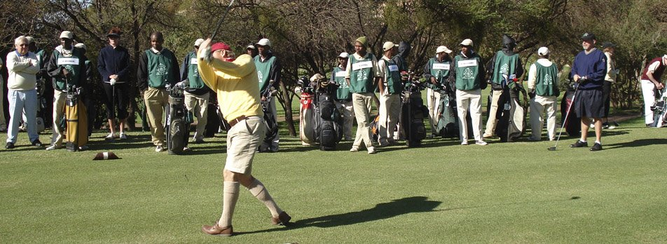 South Africa Golf Safari: 9-Days, 8-Nights on the Luxurious Rovos Rail